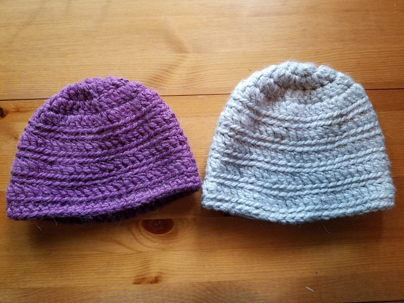 Two-Row Beanie