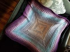 Sapling Baby Blanket