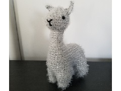 Stuffed Alpaca